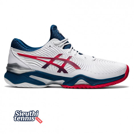 Giày tennis ASICS Court FF 2 2021 White/Mako Blue