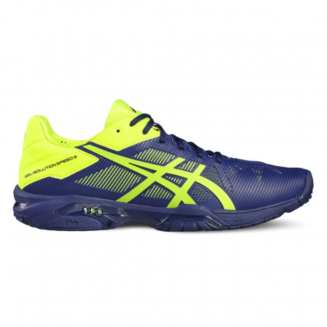 Giày Tennis Asics Gel Solution Speed 3 E600N4907