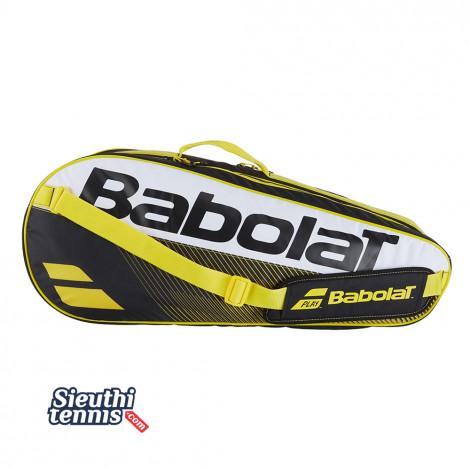 Túi tennis Babolat Club Yellow X6 751173