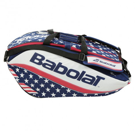 Túi Tennis Babolat Pure Aero Stars & Stripes 12 (756026)
