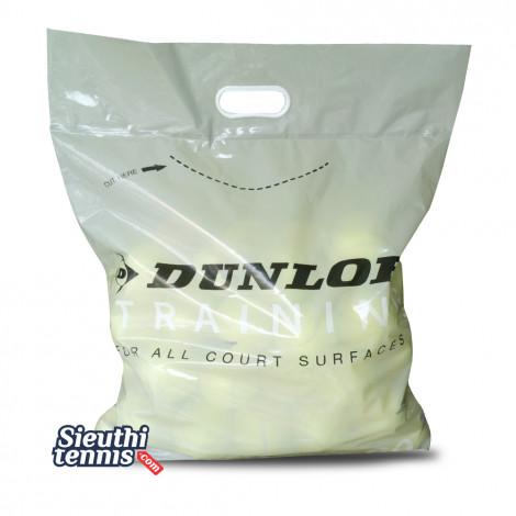 Túi 60 bóng Dunlop Trainer (Bóng tập) 605034