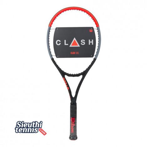 Vợt tennis Wilson Clash 100L - 280gr
