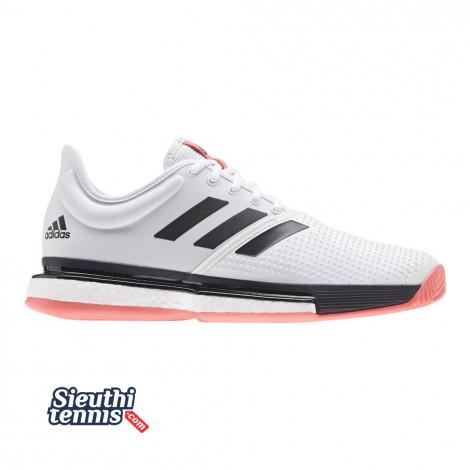 Giày Tennis Adidas Solecourt M FU8114