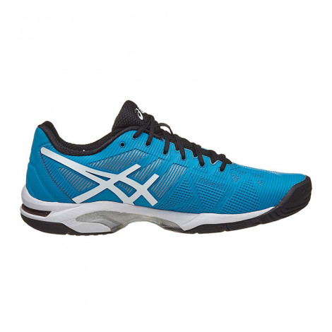 Giày Tennis Asics Gel Solution Speed 3 Bl/Wh/Bk E600N-4301