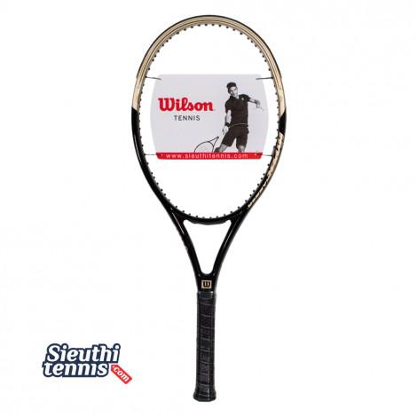 Vợt tennis Wilson Hyper Hammer 2.3 Black/Gold