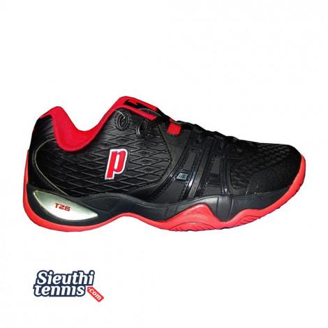 Giày Tennis Prince T26 Đen/đỏ