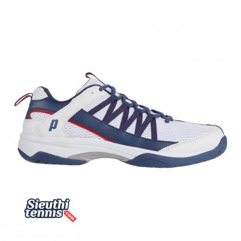 Giày tennis Prince Vortex Trắng/Xanh dương
