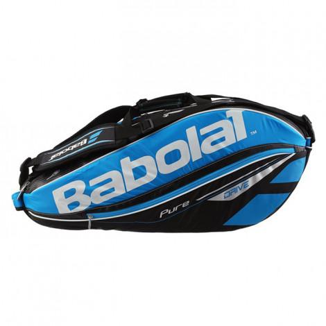 Túi Tennis Babolat Pure Drive Blue x6 751106