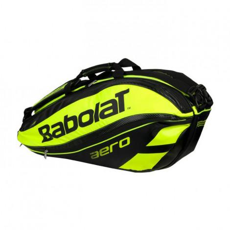 Túi Tennis Babolat Pure Aero 2016 Black/Lime 6 751116