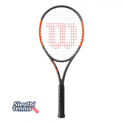 Vợt Tennis Wilson Burn 100ULS Orange 260g WRT7346102