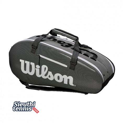 Túi tennis Wilson Super Tour 2 Comp Small Black WRZ843906