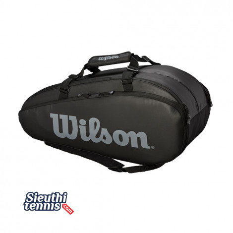Túi tennis Wilson Tour 2 Comp Large Black WRZ849309