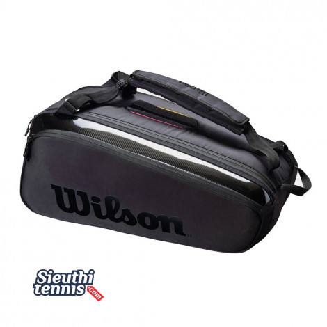 Túi tennis Wilson Super Tour Pro Staff 9 Pack