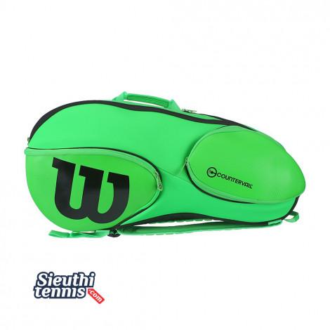Túi tennis Wilson Vancouver 9 Pack WRZ845709