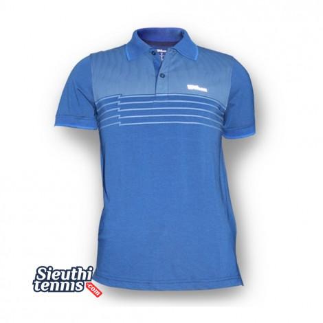 Áo Wilson WN2002-12-18 màu xanh