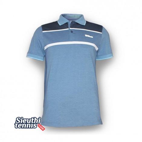 Áo Wilson WN2002-17-01 màu xanh