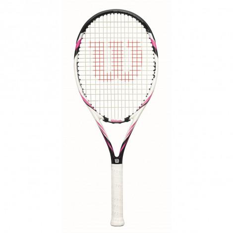 Vợt Tennis Wilson Six Two 100 Pink WRT59160U2