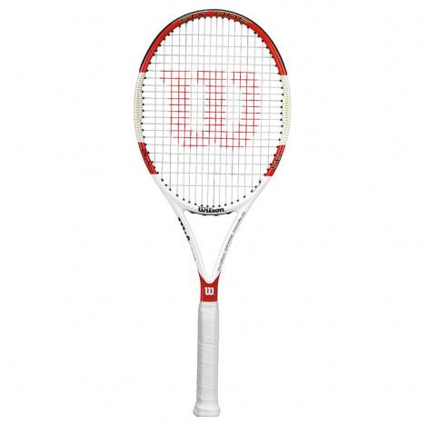 Vợt tennis Wilson Six One 95 L 18x20 - WRT7204102