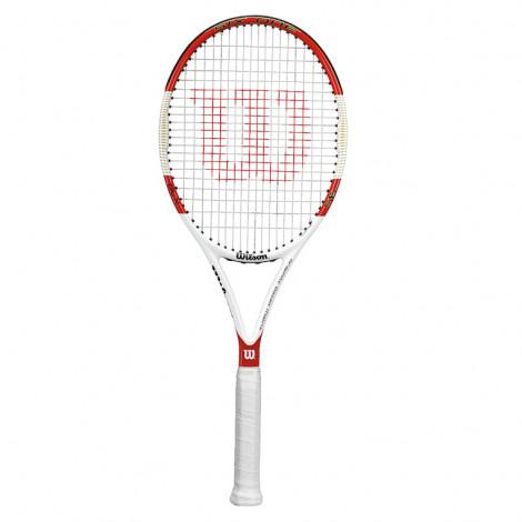 Vợt Tennis Wilson Six.One 95L 16x18 WRT7203102