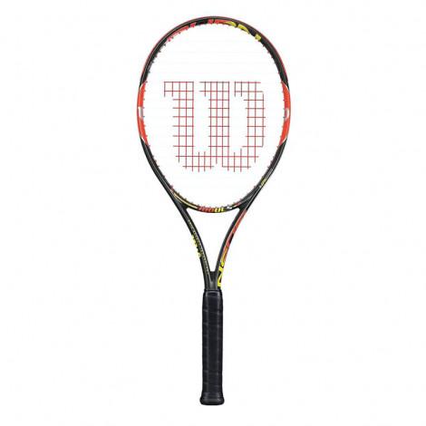 Vợt tennis Wilson Burn 100ULS WRT7256102 263gr