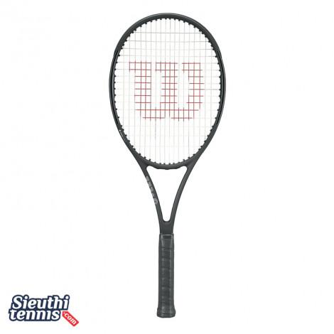 Vợt tennis Wilson Pro Staff 97LS Black WRT7317102