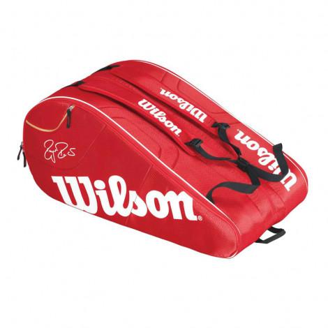 Túi Tennis Wilson Federer Team WRZ833412