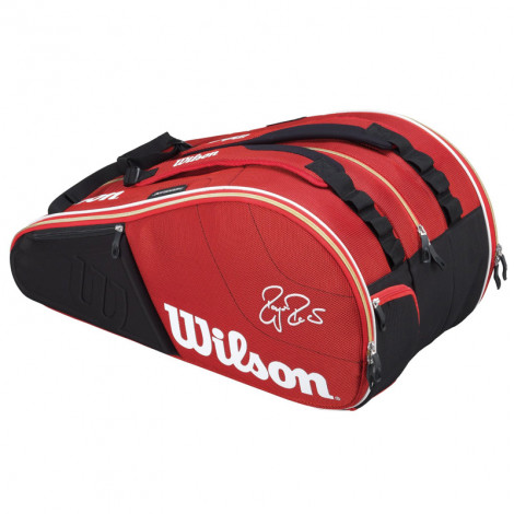 Túi Tennis Wilson Federer Court 15 Cây WRZ835415