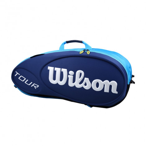 Túi Tennis Wilson Tour Blue Collection WRZ840409