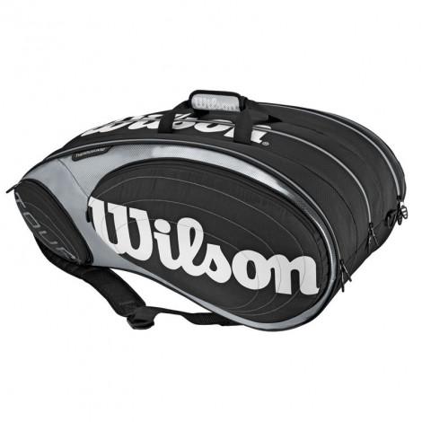 Túi đựng vợt Wilson Tour 3 ngăn WRZ841315