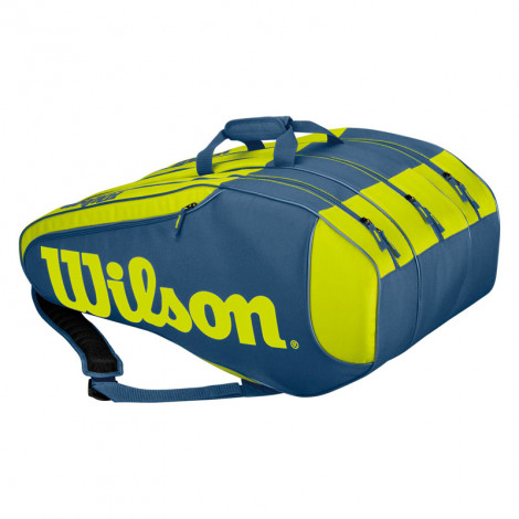 Túi Tennis Wilson BURN TEAM RUSH 6 PK LITL WRZ841506