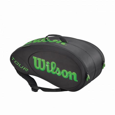 Túi tennis Wilson Tour Molded 9 cây WRZ842509