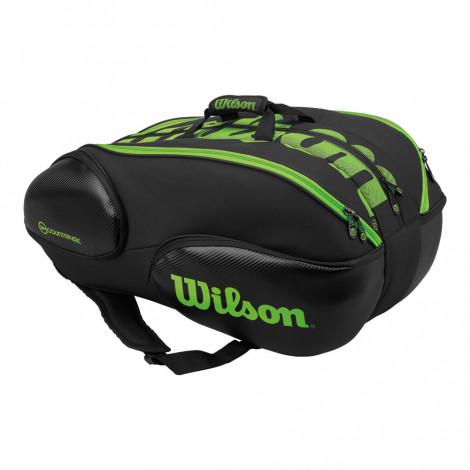 Túi tennis WILSON VANCOUVER 15 PACK WRZ842715