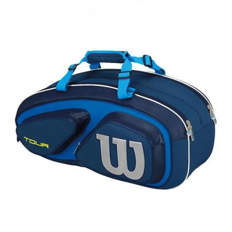 Túi Tennis Wilson TOUR V 6 PACK PL WRZ843606