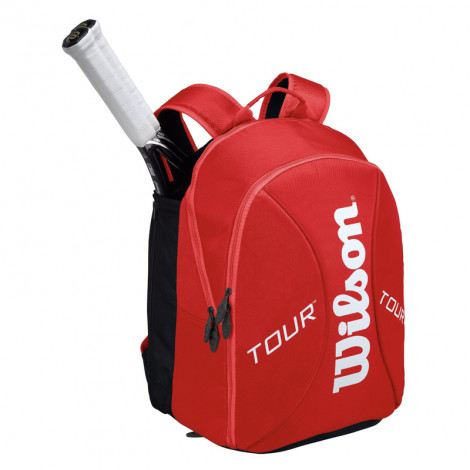 Balo Tennis Wilson Tour Backpack Red WRZ844295