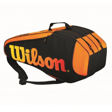 Túi Tennis Wilson BURN TEAM 6PK ORBK WRZ855506