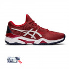 Giày Tennis Asics Court FF 2 Novak Red/White