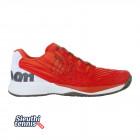 Giày Tennis Wilson KAOS 2.0 FIERY RED/Wh/Ebony WRS324640