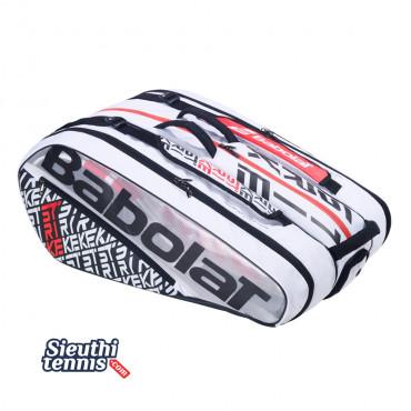 Túi tennis Babolat Pure Strike 12pack 2019
