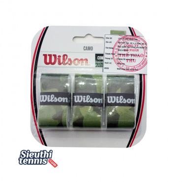 Cuốn cán vợt tennis Wilson Camo GR WRZ470850