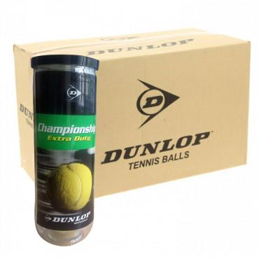 Thùng bóng Dunlop ChampionShip (Lon 3 bóng)