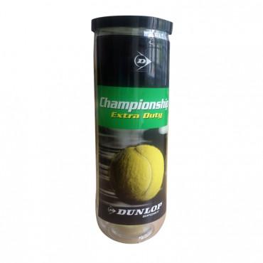 Bóng Dunlop Championship (Lon 3 bóng)