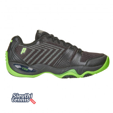 Giày tennis Prince T22 Lite Black/Green
