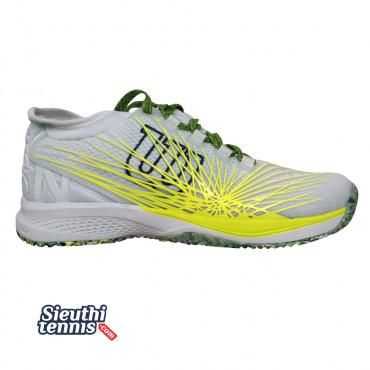 Giày tennis Wilson Kaos 2.0 SFT White-Blue WRS323780