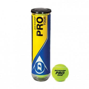 Bóng Tennis Dunlop Pro Tour (Lon 4 bóng)