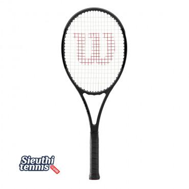 Vợt tennis Wilson Pro Staff 97L Countervail Black 290gram WRT7392102