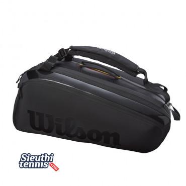 Túi tennis Wilson Super Tour Pro Staff 15 Pack