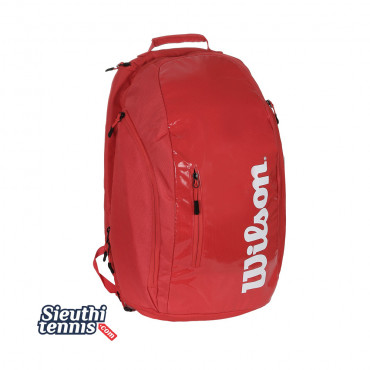Balo Tennis Wilson Super Tour Red WRZ840896