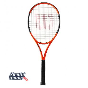 Vợt Tennis Wilson Burn 100 LS Limited Edition 18x16 (280gr) WRT73671U