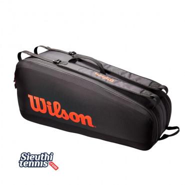 Túi vợt Wilson TOUR 6 Pack