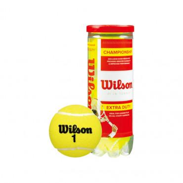 Bóng Tennis Wilson Championship (lon 3 bóng)